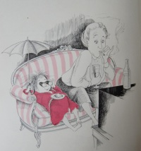 eloise and nanny