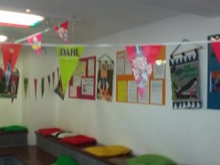And the story room itself.
