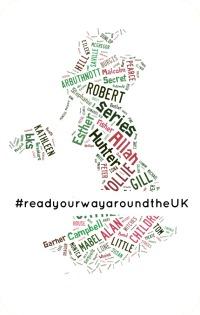 #readyourwayaroundtheUK logo