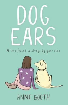 Anne wrote Girl with a White Dog - and this is her next book from Catnip. I'm sold on the cover (and on Anne's quietly lovely writing)