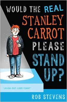 Loved this. Sensitive, funny and *kind*. Think 'The Parent Trap' meets Judy Blume (oh I suck at comparisons, but basically he's adopted and he hires a 'fake Stanley' to play him when his birth mother gets back in touch...)  Out now!