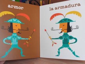 Armor / La Armadura