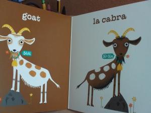 Goat / La Cabra