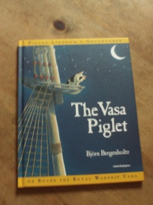 Vasa Piglet : Front Cover