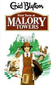 First Term At Malory Towers by Enid Blyton cover
