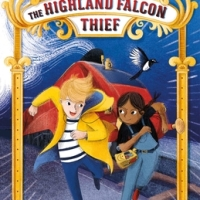 The Highland Falcon Thief by MG Leonard and Sam Sedgman