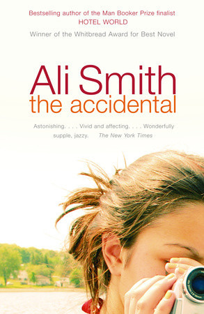 Cover of The Accidental by Ali Smith